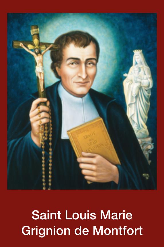 Saint Louis Marie Grignion de Montfort