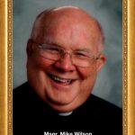 Wilson, Msgr. Mike