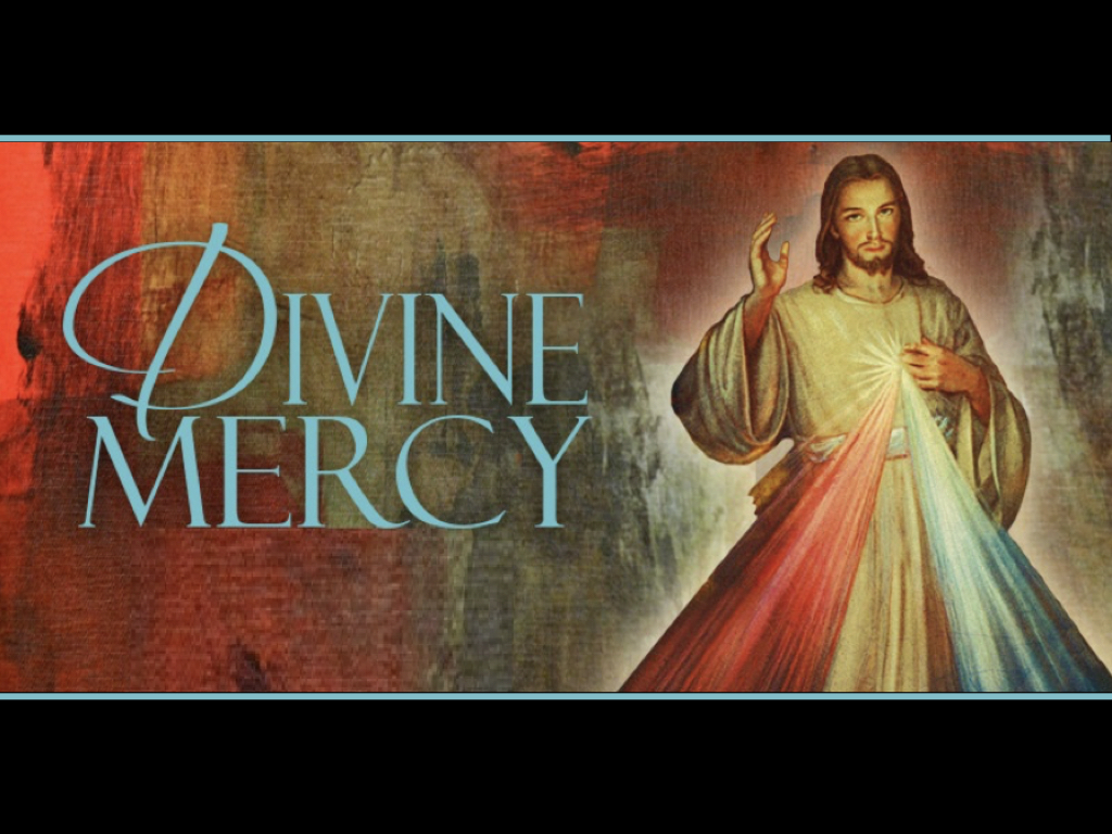 Prayer Divine Mercy
