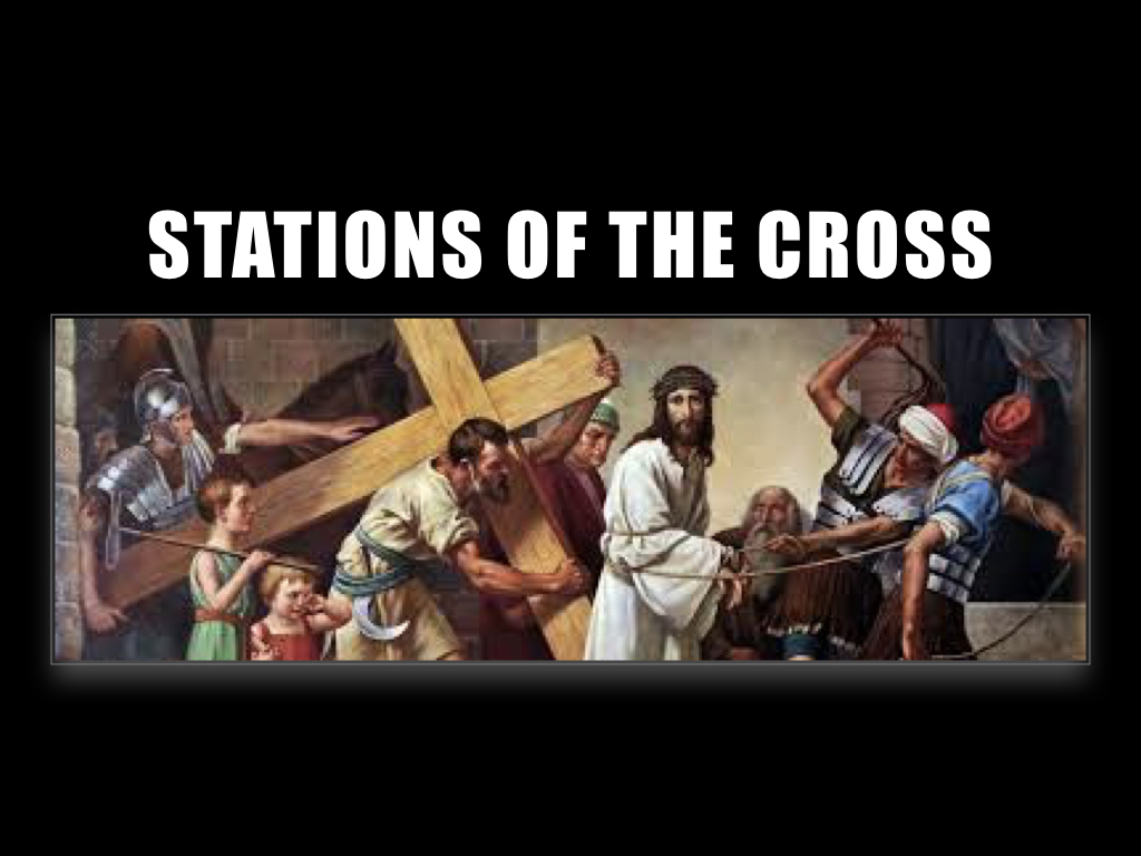 Prayer Stations of the Cross
