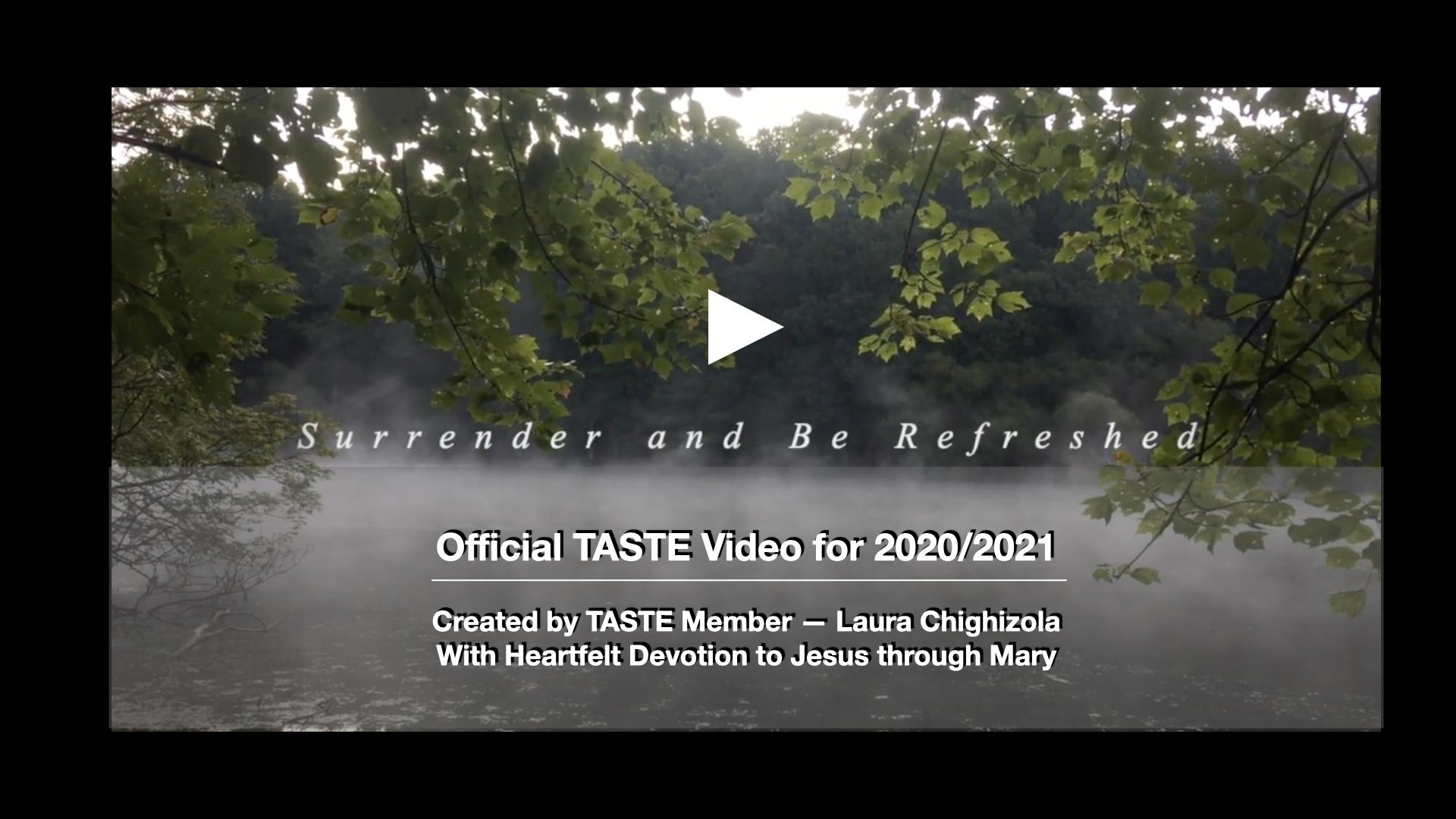 TASTE Video 2020:2021